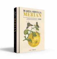 Maria Sibylla Merian - Metamorphosis insectorum Surinamensium