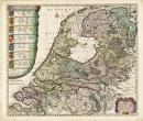 De Zeven Provinciën door Caspar Specht