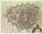 Groningen door Joan Blaeu