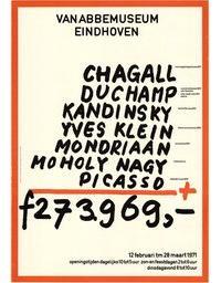 Jan van Toorn - Chagall Duchamp Kandinsky Klein…