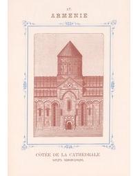 Kathedraal van Ani in Armenië