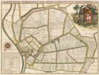 Kaart Abbenbroek - Atlas der Neederlanden