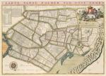 Kaart Oostvoorne - Atlas der Neederlanden