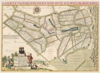 Kaart Oud- en Nieuw-Rockanje - Atlas der Neederlanden