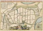 Kaart Melissant - Atlas der Neederlanden