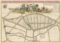 Kaart van Naters en Pancrasgors - Atlas der Neederlanden