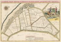 Kaart St. Cornelis- of Quackpolder - Atlas der Neederlanden