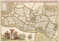 Kaart Oudeland van Diependorst - Atlas der Neederlanden