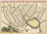 Kaart Rugge - Atlas der Neederlanden