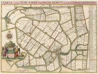 Kaart Oude-Tonge - Atlas der Neederlanden