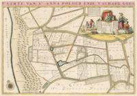 Kaart St. Annapolder en het Schapegors - Atlas der Neederlanden