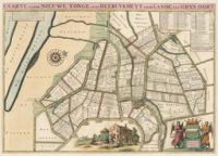 Kaart Nieuwe-Tonge - Atlas der Neederlanden