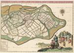 Kaart Overflakkee - Atlas der Neederlanden