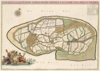 Kaart West-Voorne - Atlas der Neederlanden