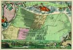 Kaart Loosdrecht - Atlas der Neederlanden